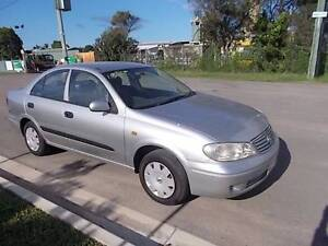 2004 Nissan Pulsar Sedan Mount Louisa Townsville City Preview