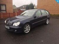 Mercedes 1.8 C class estate