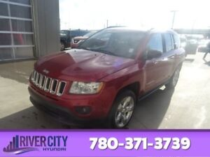 2011 Jeep Compass LIMITED Leather,  Heated Seats,  Sunroof,  Blu