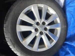 Toyota alloy rims