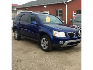 2007 PONTIAC TORRENT AWD LOADED $5995