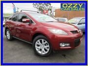 2008 Mazda CX-7 ER Classic (4x4) Maroon 6 Speed Auto Activematic Wagon Minto Campbelltown Area Preview