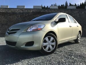 2008 Toyota Yaris 4-door Sedan 4A