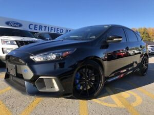 2017 Ford Focus RS AWD|POWER MOONROOF|NAVIGATION