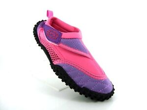 KIDS BOYS GIRLS LADIES AQUA SHOES SOCKS BEACH WATER SWIM WETSUIT FOOTWEAR NEW