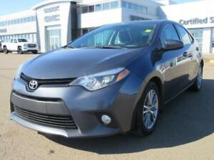2014 Toyota Corolla CE. Text 780-205-4934 for more information!