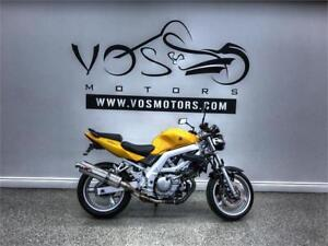2004 Suzuki SV650-Stock#V2834NP- Free Delivery in the GTA**