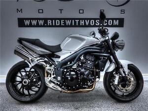 2008 Triumph Speed Triple - V2022NP - **Financing Available