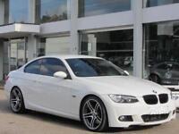 2010 BMW 3 SERIES 320D M SPORT COUPE DIESEL