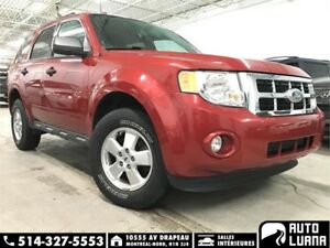 2011 Ford Escape XLT 4 CYL/MAGS/GRP ELEC/AC/CRUISE/SUPER PROPRE!