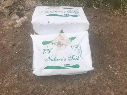 Hydroponic Grow bags 70%coco noir  30% coco chip Dromedary Brighton Area Preview
