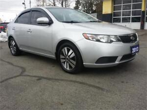 2013 Kia Forte EX, Excellent Condition, Low km!