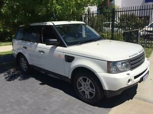 2005 Land Rover Range Rover HSE White 5 Speed Automatic Wagon Beckenham Gosnells Area Preview