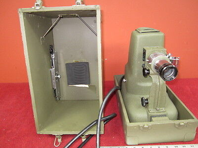 35mm Viewlex Slide & Film Strip Projector 35mm Great for trailers!