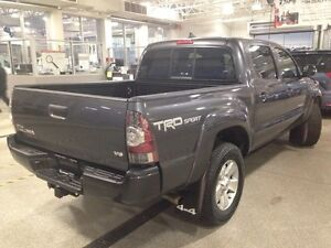 2014 Toyota Tacoma TRD Sport Package V6 4x4 Double-Cab 127.8 in. Edmonton Edmonton Area image 7