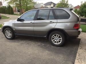 2004 BMW X5 3.0i Leather Panorama Roof Alloys SUV, Crossover