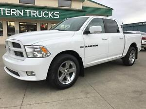 2011 Ram 1500 Sport 4x4 ~ Hemi  Dual Exhaust ~  Low as $99 b/w