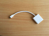 Mini DisplayPort to DVI Female Adapter Cable for Macbook Pro/Air