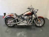 2006 06 HARLEY-DAVIDSON 1690CC FATBOY SCREAMING EAGLE