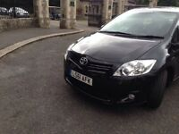 Toyota auris 1.3i 2door 2012 brilliant runner With only 16000 miles CAT D Repaired
