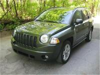 2008 JEEP COMPASS SPORT 4X4 /FINANCEMENT $45 SEMAINE CARSRTOYS