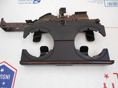 1995-2001 BMW E38 740iL 740 Front Center OEM Cup Holder - '95 96 97 98 99 00 '01