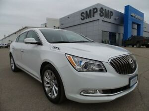 2015 Buick LaCrosse Premium I, leather, sunroof, nav, 4G Wifi, a