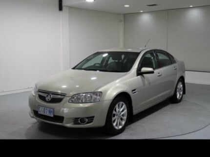 2012 Holden Berlina VE II MY12.5 Gold 6 Speed Automatic Sedan Invermay Launceston Area Preview