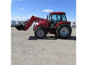 New TYM 1003 (Perkins Powered) 100 HP Tractor w. DeLuxe Cab Edmonton Edmonton Area image 2