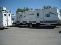 2008 KINGSPORT 286RLS FIFTH WHEEL