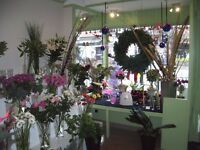 Florist required for Christmas peak period