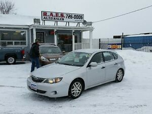 "2008 Subaru Impreza 2.5i ""JUST ARRIVED"" LOW KILOMETRES"""