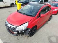Vauxhall Corsa Ltd D 1.2 16v 2011 For Parts