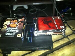 PS2 And Games MINT