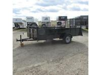 NEW 2016 Mirage 6X12 Utility Landscape Trailer with Ramp Gate