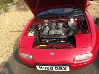 Mazda MX5 Eunos (inc Hard Top)