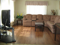 furnished ALL INC,tv,cable, phone wifi laundry,parking