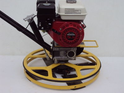 Bulldog Mfg. Power Trowel Bd30 Edger Concrete Honda 30 Concrete Cement Gas