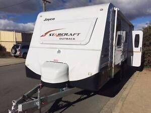2014 JAYCO STARCRAFT 19.61-2 OUTBACK Canberra City North Canberra Preview