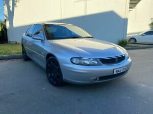 2002 Holden Calais VX II Sedan 4dr Auto 4sp 3.8i Silver Automatic Sedan Oxley Park Penrith Area Preview