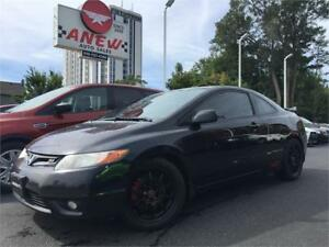2007 Honda Civic Cpe Si Coupe | Runs Great