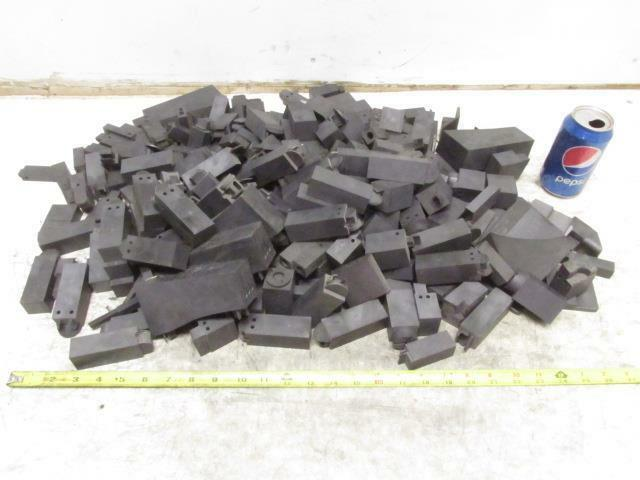 Carbon Graphite Scrap Pieces Mold Material 39 Lbs Various Shapes EDM Machine #3