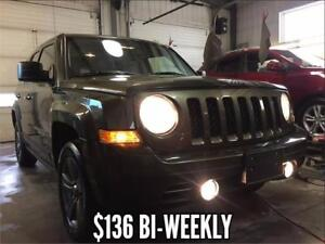 2015 Jeep Patriot High Altitude 4x4 Leather/Auto