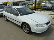 2002 Holden Commodore VX II Executive White 4 Speed Automatic Wagon Reynella Morphett Vale Area Preview