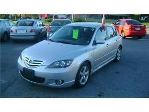 2006 Mazda Mazda3 Nice Car ! Auto Starter !