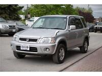 2000 Honda CRV - Right Hand Drive Mail Delivery vehicle