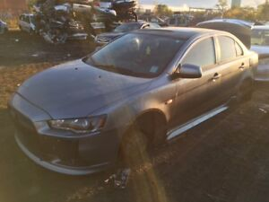 2013 Mitsubishi Lancer just in for parts at Pic N Save!
