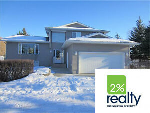 Acreage Located Less Than 2 KM From Red Deer - Listed By 2 % Inc