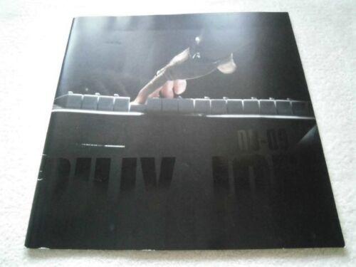 BILLY JOEL 2008-2009  / JAPAN TOUR PROGRAM BOOK / concert live RARE