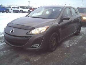 2011 Mazda MAZDA3 **GT,6 speed manual***